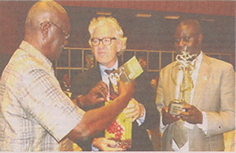 Improve regulatory framework to boost agriculture- danish envoy