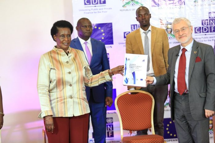 Government of Uganda & UNCDF launch Business Impact Survey 2020