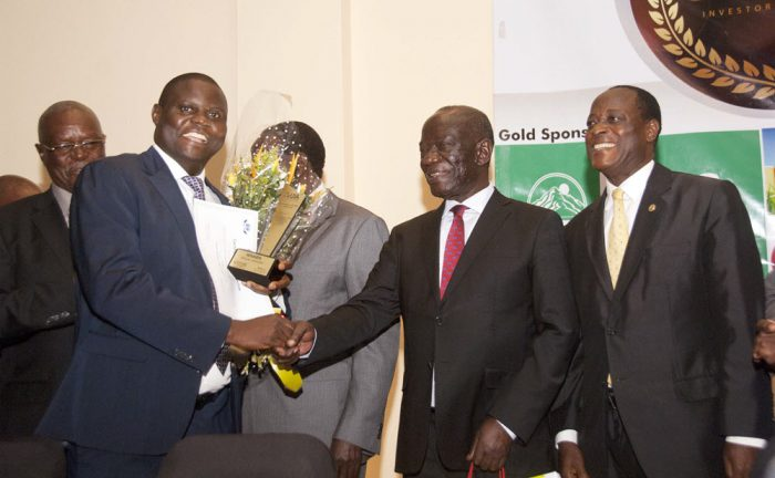 NUCAFÉ Wins Medium Sized Business – Investor of Year Award 2015