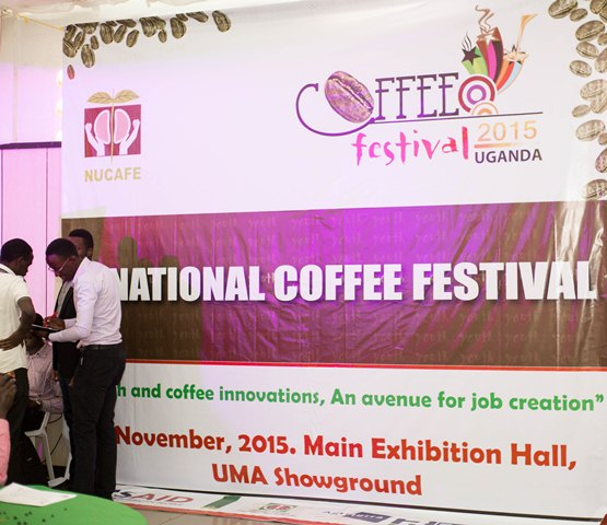 The 1st Uganda National Coffee Festival and Exhibition 2015