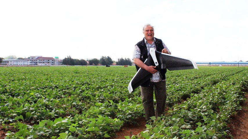 Drones for Agriculture in Africa