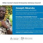 In face of growing Social Entrepreneurship, Miller Center