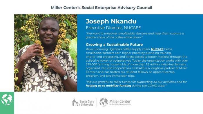 In face of growing Social Entrepreneurship, Miller Center gets our ED on Center Council
